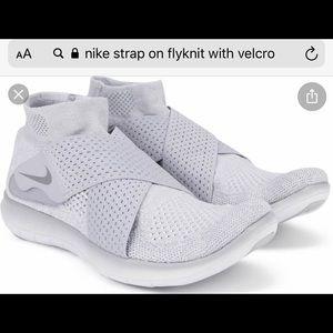 Nike Flyknits w/Velcro